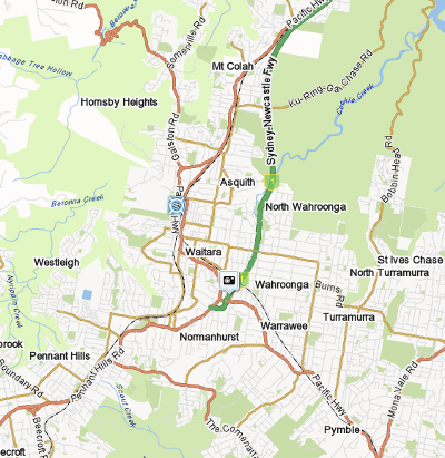 Hornsby Area