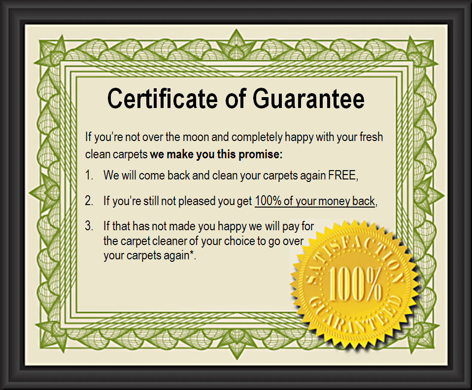 certificate-of-guarantee